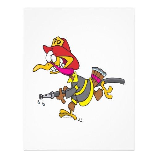 dibujo animado bombero: