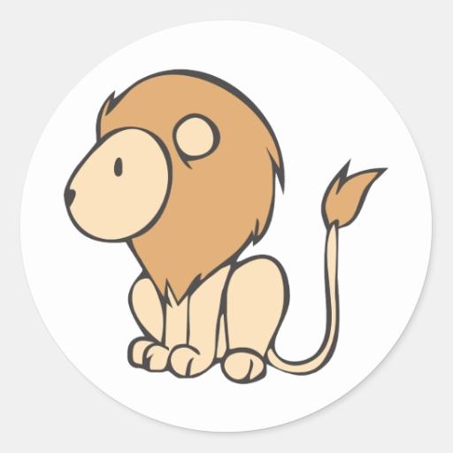 Dibujos Animados de Leones Bebes Leones Bebés Dibujos Imagui