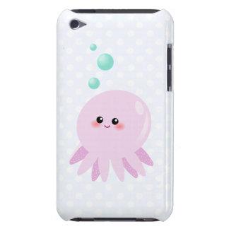Dibujo animado lindo del pulpo Case-Mate iPod touch carcasa