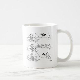 Dibujo animado teledirigido 5715 taza de café