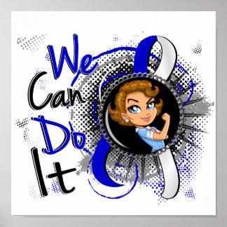 Dibujo animado WCDI del ALS Rosie Impresiones