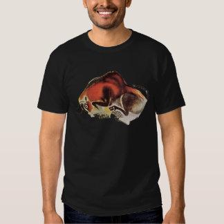 Dibujo de la cueva del ~ de Altamira España del ~ Camisetas