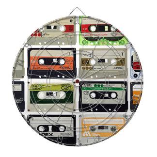 Dieciséis casetes audios diana
