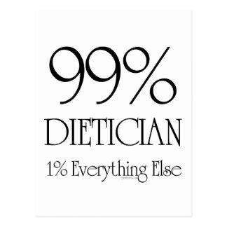 Dietético del 99% postal