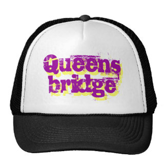 Diga el gorra de Queensbridge
