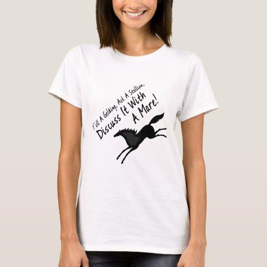 Diga gelding ..... camiseta