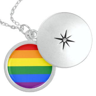 Dije Bandera del arco iris