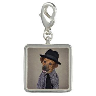 Dije Con Foto Proyecto de mascotas del refugio - Bubba