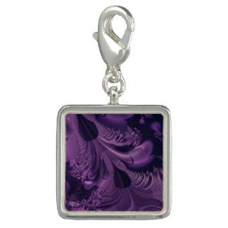 Dije Diseño púrpura de la gloria