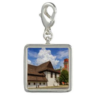 Dije Iglesia articular de madera en Kezmarok,