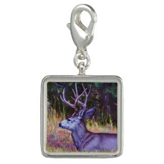 Dijes Príncipe del bosque, dólar del ciervo mula