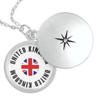 Dijes Rueda de la bandera de Reino Unido