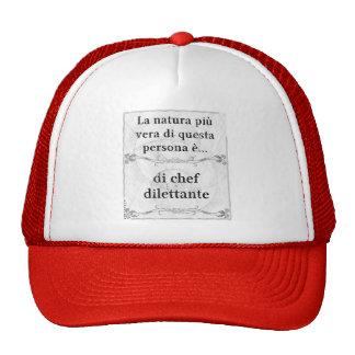 Dilettante de Vera… di chef del più del natura del Gorro De Camionero