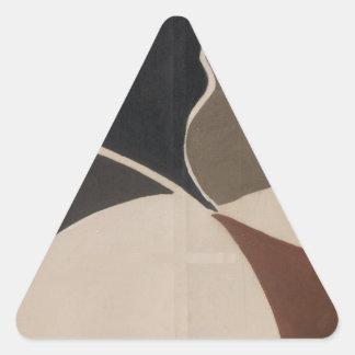 dim.JPG Pegatina Triangular
