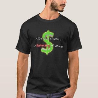 Dinero: Camisa de la destrucción