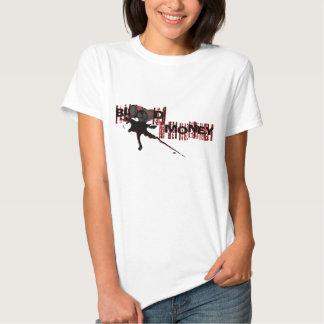 Dinero de sangre camiseta