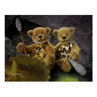 Dinky Bears: Stone Age Postal