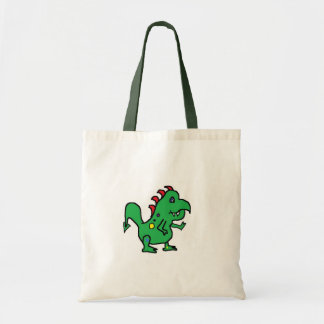 Dino (2) bolsas lienzo