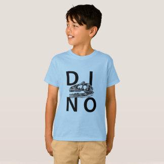 DINO - camiseta de Hanes TAGLESS® de los niños