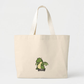 Dino, Dino Bolsa Tela Grande