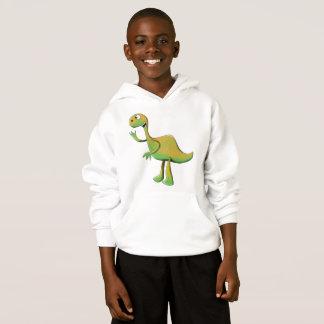 Dino verde grande