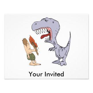 Dinosaurio Burping Anuncios