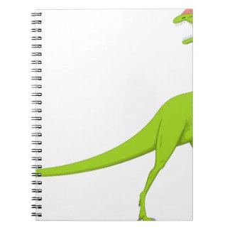 Dinosaurio Cuaderno