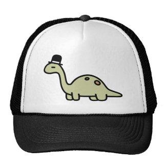 Dinosaurio de lujo gorros
