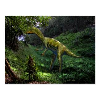 Dinosaurio de Othiniela Postal