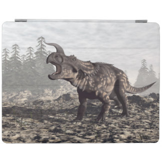 Dinosaurio del Einiosaurus - 3D rinden Cubierta De iPad