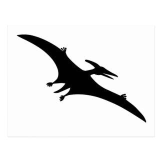 Dinosaurio del Pterodactyl Tarjetas Postales