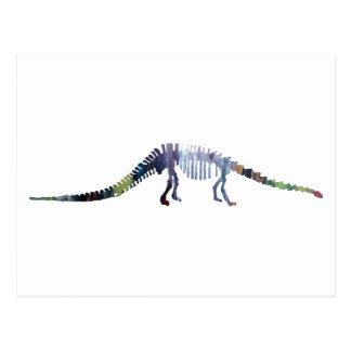 Dinosaurio Postal