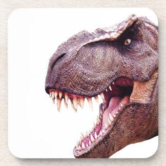 Dinosaurios T-Rex Posavasos