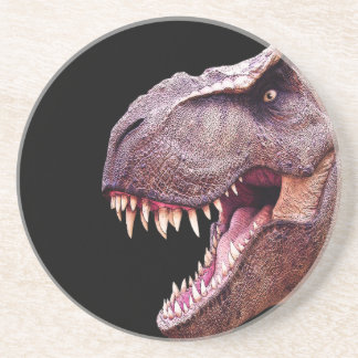 Dinosaurios T-Rex Posavasos De Arenisca