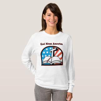 Dios bendice la camiseta de América