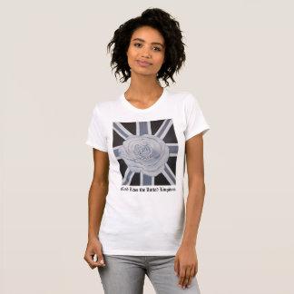 Dios bendice la camiseta de Reino Unido