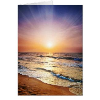 Dios entiende nuestros rezos incluso cuando… (2 tarjeta de felicitación
