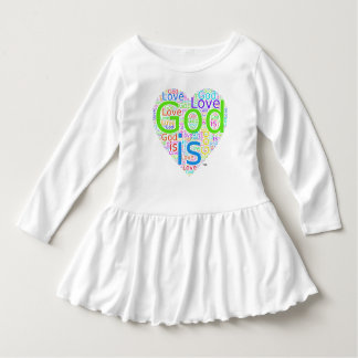 Dios es amor vestido