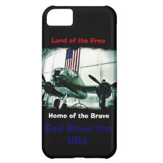 Dios patriótico bendice el caso del iPhone 5 de lo