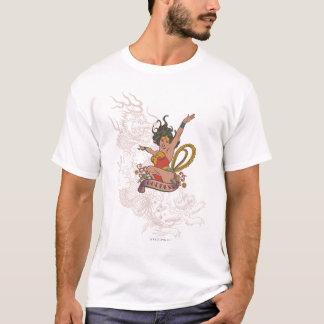Diosa de la Mujer Maravilla Camiseta