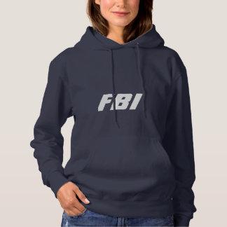 Diosa del agente secreto del FBI Sudadera