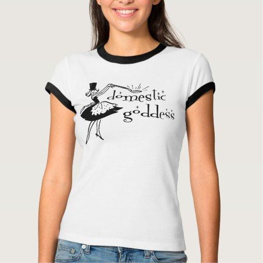 Diosa nacional camiseta