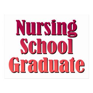 Diplomado de escuela de enfermería postal