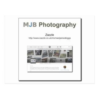 Dirección de la fotografía de MJB nueva Postal