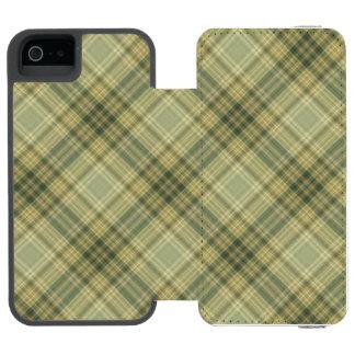 Directo exquisito inteligente educado funda cartera para iPhone 5 watson