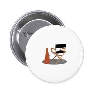 Director Chair Chapa Redonda 5 Cm