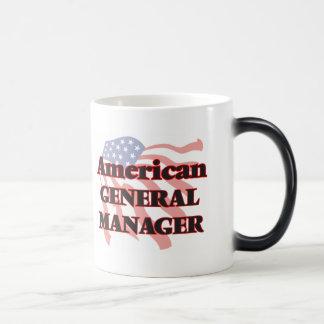 Director general americano taza mágica