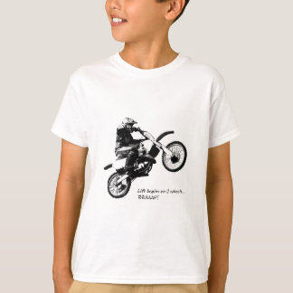 Dirtbike Camiseta