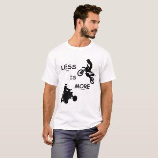 ¡Dirtbikes es más diversión! Camiseta