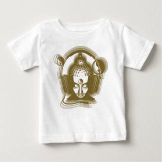 Disc jockey de Buda Camiseta De Bebé